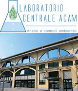 Laboratorio centrale ACAM Acque SpA